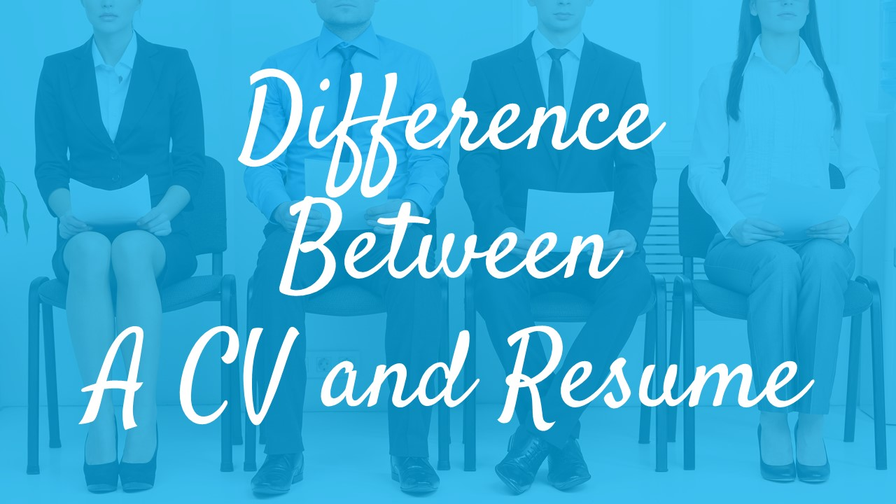 difference between a cv and resume sayem faruk